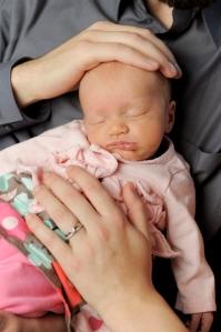 """""""Ellie""""; 3 1/2 weeks old"""